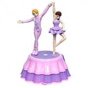 Dancing Couple Angel Doll and Prince BALLROOM DANCING TOYS ( BEST GIFT FOR VALENTINE DAY )