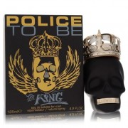 Police To Be The King For Men By Police Colognes Eau De Toilette Spray 4.2 Oz