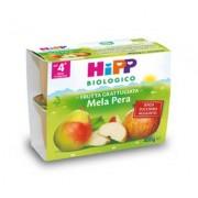 Hipp Gmbh & Co. Vertrieb Kg Hipp Biologico Frutta Grattugiata Mela Pera 4x100g