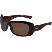 KEEDA Sports Sunglasses(Brown)