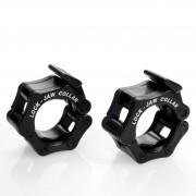 Body-Solid Lock-Jaw Collars - Zwart