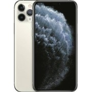 Apple iPhone 11 Pro 64 GB Zilver - Smartphone - dual-SIM - 4G Gigabit Class LTE - 64 GB - GSM - 5.8