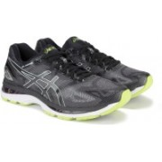 Asics GEL-NIMBUS 19 Running Shoes For Men(Black)
