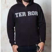 felpa con capuccio uomo Terror - BigT - Buckaneer - 004-1489-001