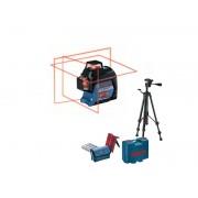 Nivela laser cu linii Bosch GLL 3-80 C + BT150