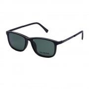 Polarizen Rame ochelari de vedere unisex Polarizen CLIP-ON AA1128 C1