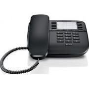 Telefon analogic Gigaset DA510 Black