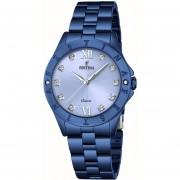 Reloj F16927/A Azul Claro Festina Mujer Boyfriend Collection Festina