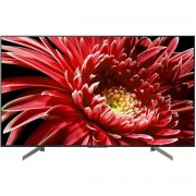 "Televizor LED Sony BRAVIA KD75XG8596, 189 cm (75""), Ultra HD 4K, Smart TV, X-Reality™ PRO 4K, Android TV, Wi-Fi, Bluetooth, Clasa energetica A+, Negru/Argintiu"