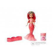Barbie Dreamtopia - păpuşă mov mini sirenă