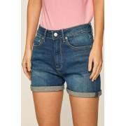 Pepe Jeans - Дънкови къси панталони Mary Archive
