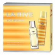 Set cadou La Rive woman parfum + deo