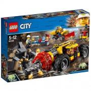 Set de constructie LEGO City Foreza de Minerit de Mare Putere