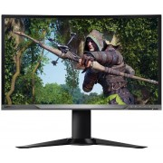 "Monitor Gaming VA LED Lenovo 27"" Y27F, Full HD (1920 x 1080), HDMI, DisplayPort, 4 ms, 144 Hz, Ecran curbat, Pivot (Negru)"