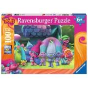 RAVENSBURGER - PUZZLE TROLLS, 100 PIESE (RVSPC10928)