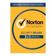 Norton Security Deluxe 6-Geräte, 1 Jahr 2020, inklusive Virenschutz, Windows - Mac - Android - iOS