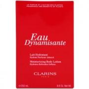 Clarins Eau Dynamisante leite corporal para mulheres 250 ml