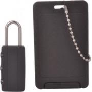 EZ Life ID Tag Set Safety Lock(Black)