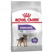 8kg Royal Canin CCN Sterilised Mini Hrană uscată câini