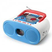 Радио CD MUSE M-20 KDB - синьо, MSE00132