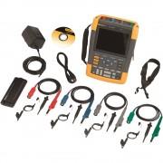 Ručni osciloskop (Scope-Meter) Fluke 190-104/EU 100 MHz 4-kanalni 1.25 GSa/s 10 kpts 8 bita digitalna memorija (DSO), test kompo