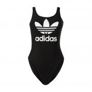 Adidas Badeanzug mit Logo-Print