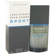 Issey Miyake L'eau D'issey Pour Homme Sport Eau De Toilette Spray 3.4 oz / 100.55 mL Fragrance 501501