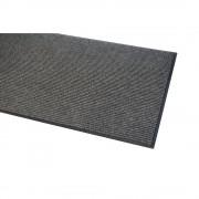 Schmutzfangmatte, gerippt LxB 1200 x 900 mm grau