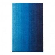 Biobadkamermat, blauw 55 x 65 cm