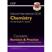 New Grade 9-1 Edexcel International GCSE Chemistry: Complete Revision & Practice with Online Edition by CGP Books