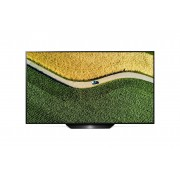 Televizor OLED LG OLED65B9PLA, 163 cm, 4K, Smart TV, Wi-Fi, Bluetooth, CI+, AI Smart, Procesor α7 (a doua generatie), Clasa energetica A, Negru