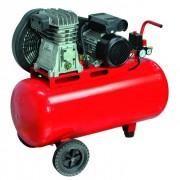 Compressore aria professionale 50 lt / 220v / 2 cilindri / trasmissione cinghia / hp.2