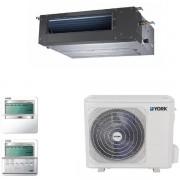 Aer conditionat tip duct York 36000 BTU DC inverter YEKE36BXEEBM-RX-YUKE36BYEEBMO-X