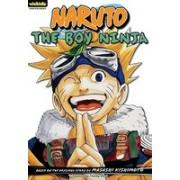 Naruto, Volume 1: The Boy Ninja