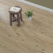 [neu.haus]® Suelo de vinilo - set ahorro, roble claro, muy estructurado - planchas - tablas - suelo laminado