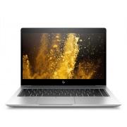 HP EliteBook 840 G6 Argint Notebook 35,6 cm (14) 1920 x 1080 Pixel Intel Core i7 generatia a 8a 16 Giga Bites DDR4-SDRAM 512 Giga Bites SSD Wi-Fi 6 (802.11ax) Windows 10 Pro