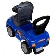 Masinuta de impins Sun Baby Mega car Blue