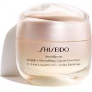Shiseido Benefiance Wrinkle Smoothing Cream Enriched crema antiarrugas día y noche para pieles secas 50 ml