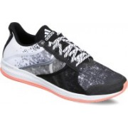 Adidas GYMBREAKER BOUNCE Training Shoes(Black, White, Orange)