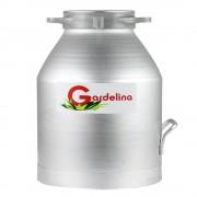 Bidon din aluminiu pentru lapte 30 L