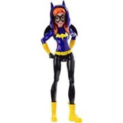 Figurina Mattel Dc Superhero Girls Batgirl With Batpack