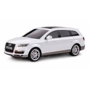 Masina Rastar Audi Q7 1 24 RTR cu Telecomanda - Alb