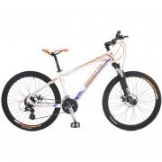 Bicicleta Benotto XC-8000 Alum R26 24V Shi Altus Fno DDM Blanco Talla:M
