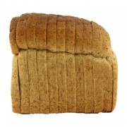 Coop Rond volkoren brood half