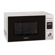 exquisit MW820DI - Mikrowelle - Silber