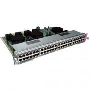 Cisco WS-X4748-RJ45V+E Service Module