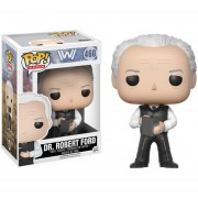 Funko Pop Dr. Robert Ford Westworld Hbo Serie Tv
