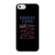 Nintendo Retro Donkey Kong Telefoonhoesje - iPhone 5/5s - Snap case - mat