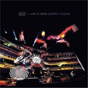 Video Delta Muse - Live At The Rome Olympic Stadium (Cd/Dvd) - CD