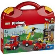 LEGO 10740 LEGO Juniors Brandsläckningsväska